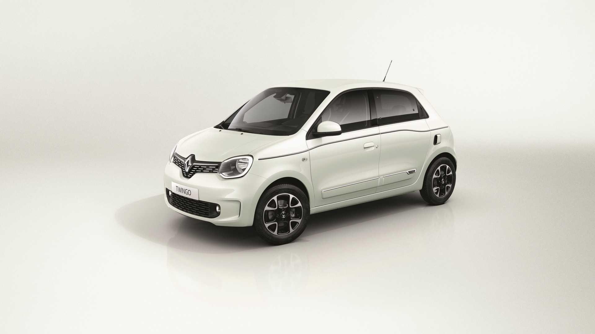 Fotografie č. 9 u článku Nový Renault Twingo odhalen