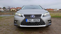 Lexus CT200h Comfort Plus
