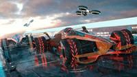 VIDEO: Aktivní aerodynamika a 500 km/h - McLaren představuje vizi závodění v roce 2050 - anotační foto
