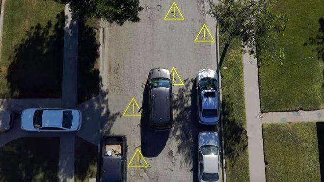 Studenti využili strojové učení k vyhledávání a identifikaci poškození na silnicích