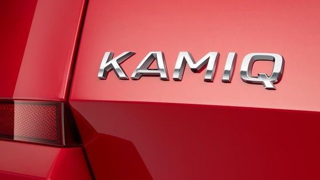 Nové městské SUV značky Škoda se jmenuje Kamiq