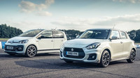 Suzuki Swift Sport vs. Volkswagen Up GTI