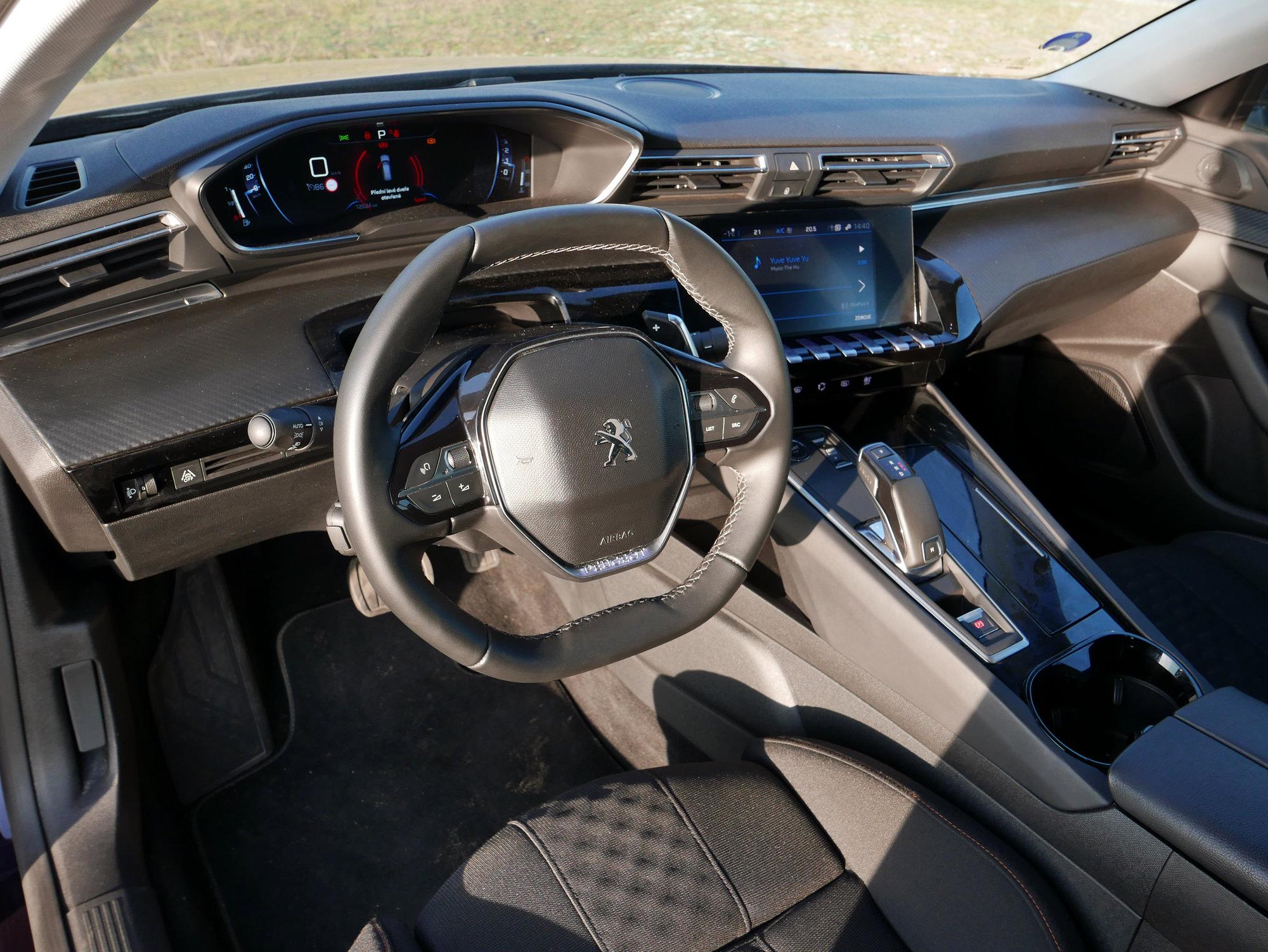 Peugeot 508 Active 2.0 BlueHDi 160 S&S EAT8
