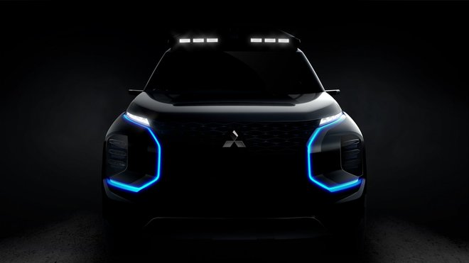 Koncept Mitsubishi Engelberg Tourer