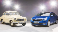 Nová Škoda Octavia dorazí ještě letos, oslaví tak 60. výročí od modelu - anotační foto