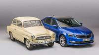 Legendární Škoda Octavia slaví 60. výročí