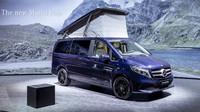 Omlazený Mercedes-Benz třídy V