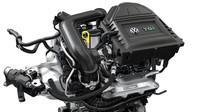 1.5 litrový motor Volkswagen TGI na CNG určený pro model Golf