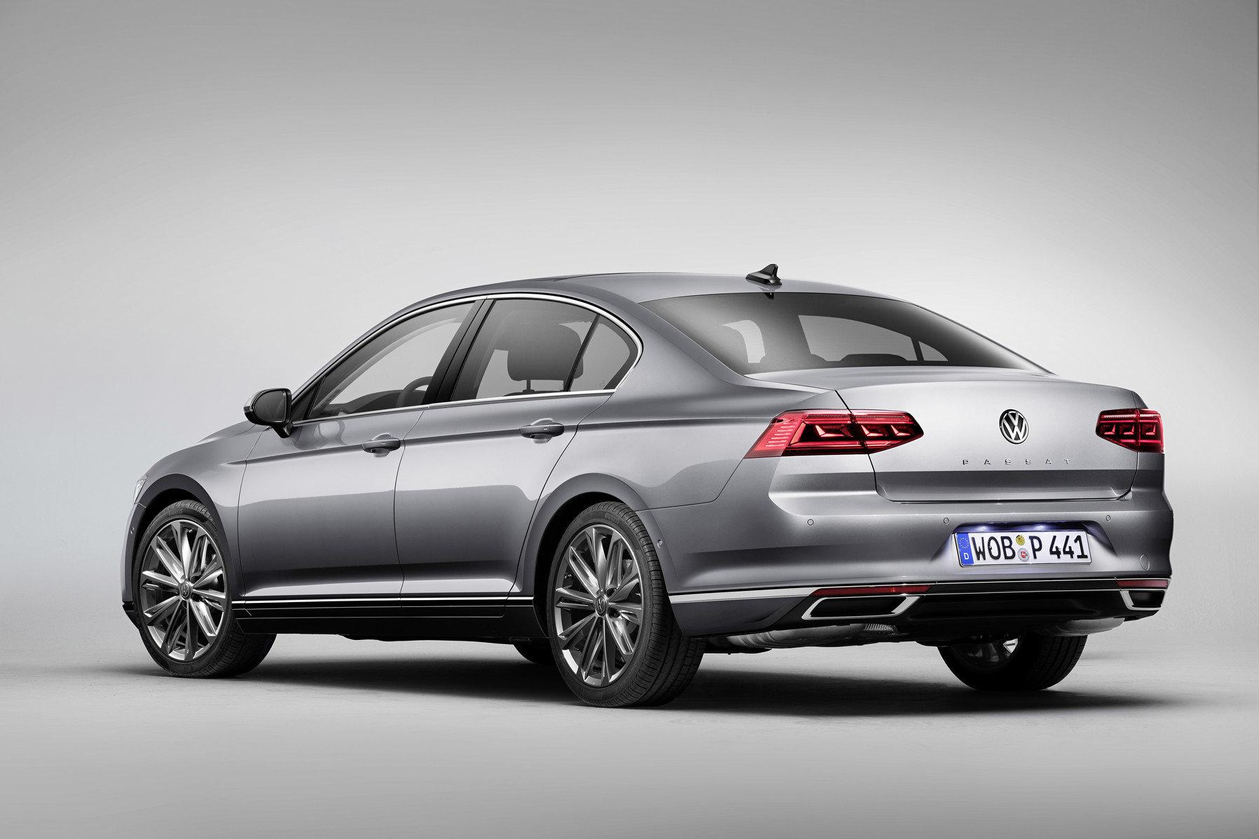 Omlazený Volkswagen Passat