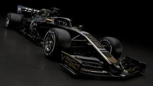 Nový vůz Haas F1 Team VF-19