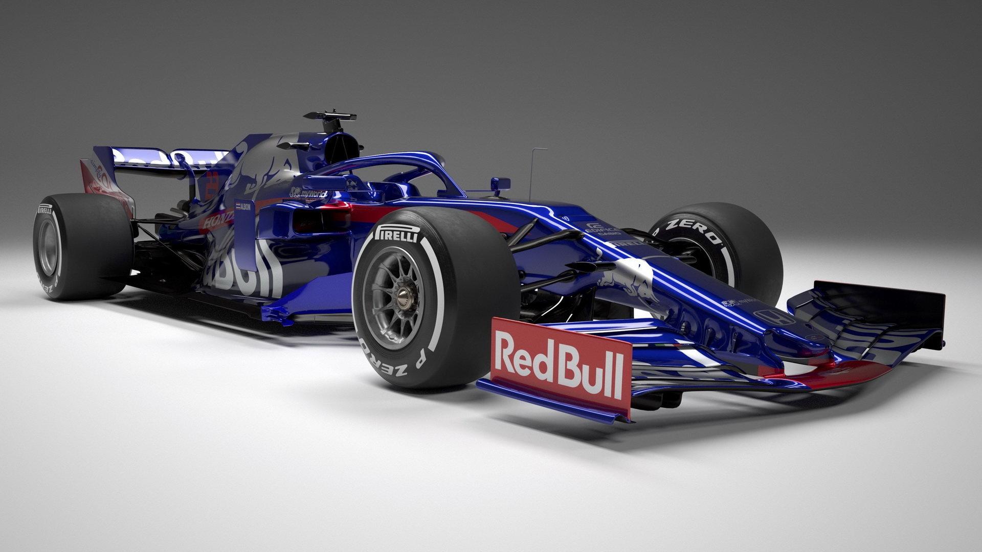 Toro Rosso STR14 - Honda