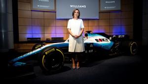 Jak vidí zvyšování počtu závodů šéfka Williamsu? - anotační obrázek