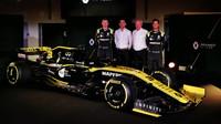 Odhalení nového vozu Renault RS19