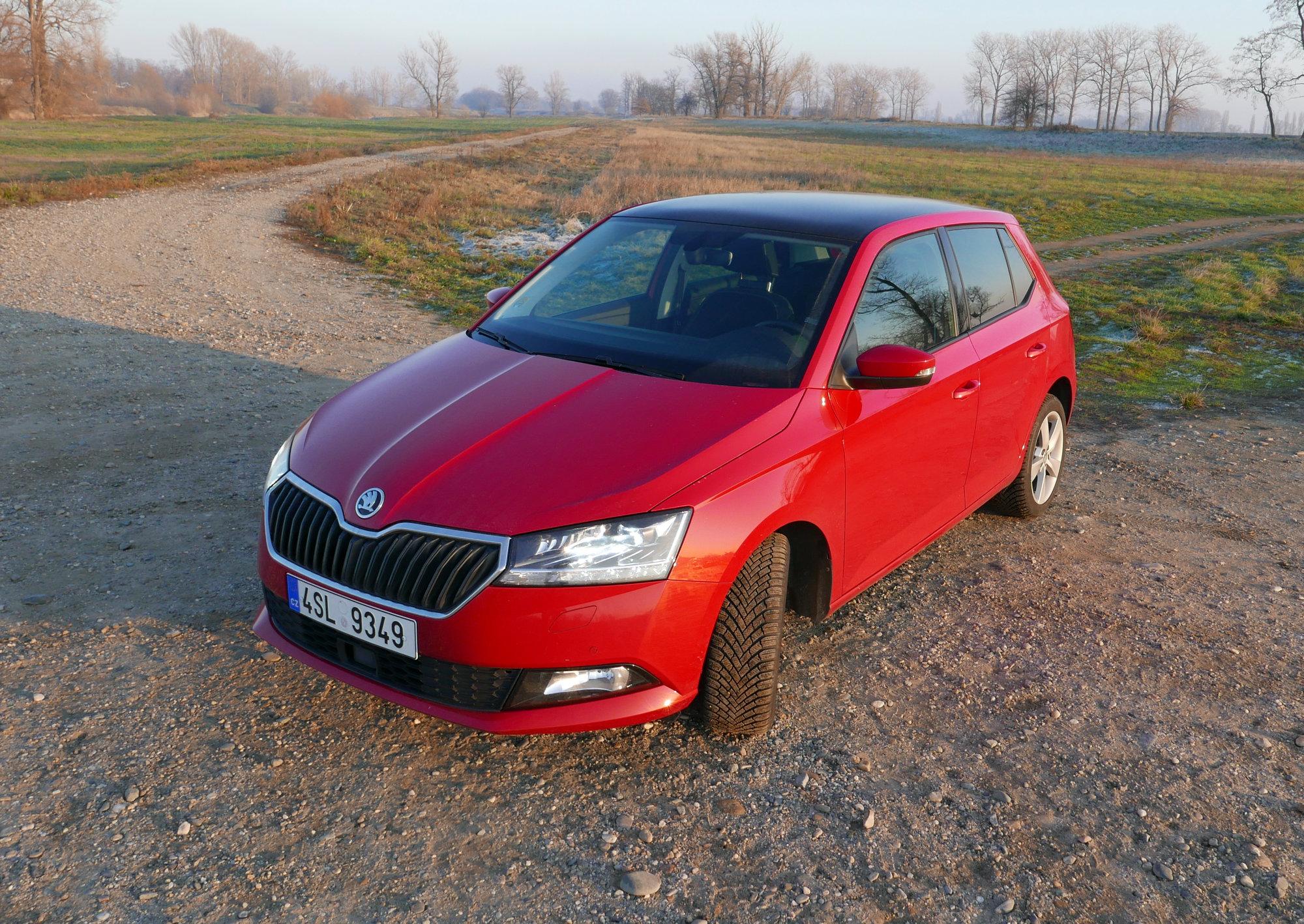 Škoda Fabia Style 1,0 TSI 70 kW