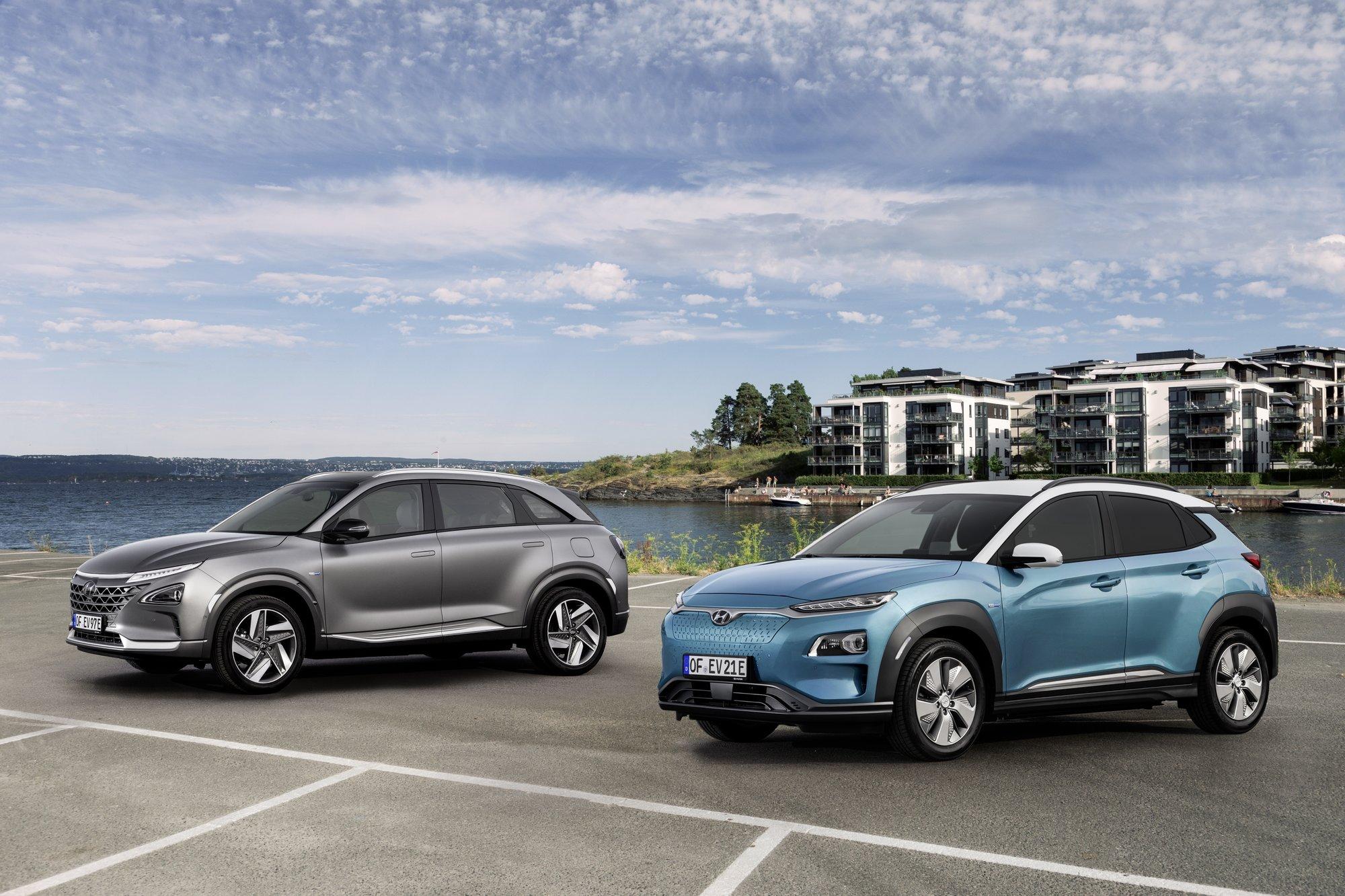Němci ocenili pokrok automobilky Hyundai, zejména ve vývoji technologií a ekologických aut