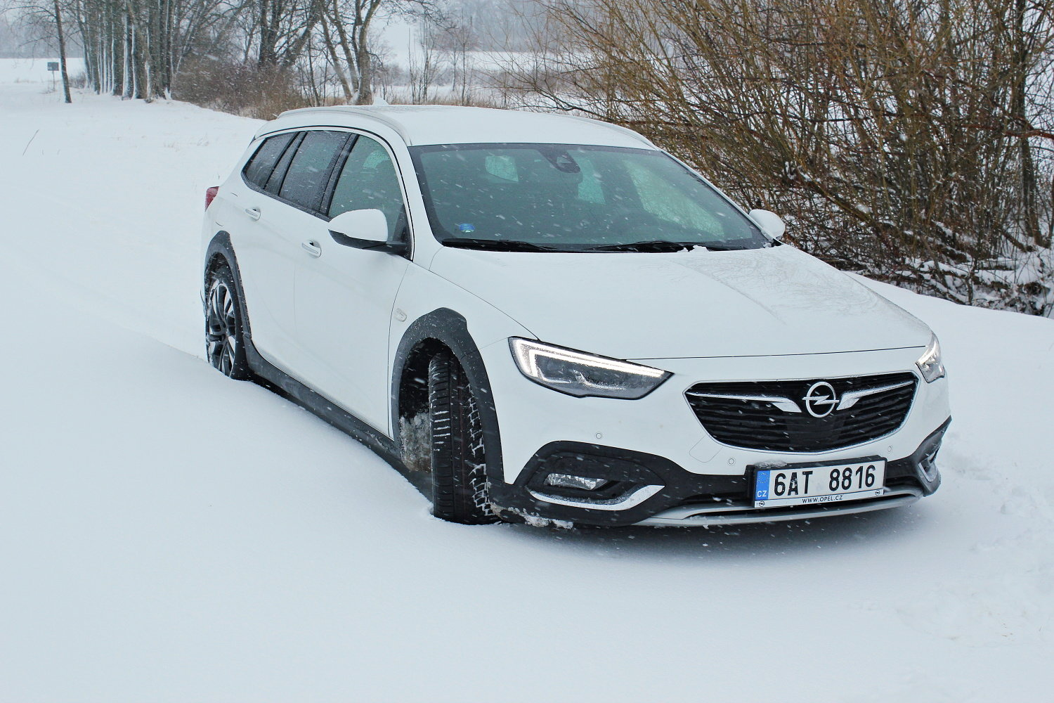 Opel Insignia Country Tourer 4x4 2.0 CDTI