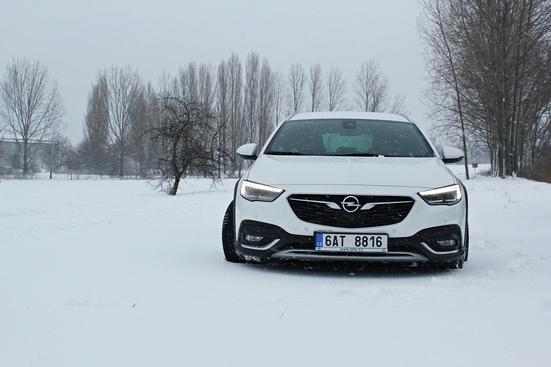Opel Insignia Country Tourer 4x4 2.0 CDTI