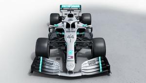 Mercedes F1 W10 EQ Power+