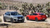 BMW představuje novou generaci ostrých modelů X3 M a X4 M