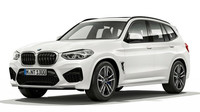 Nové BMW X3 M Competition