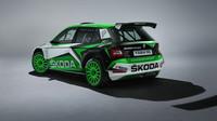 Aktualizovaná Škoda Fabia R5