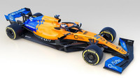 """""""Beze strachu vpřed."""" McLaren odhaluje nový vůz MCL34, s nímž se chce vrátit dopředu - anotační obrázek"""