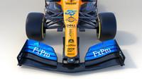 Nový vůz McLaren MCL34 - Renault
