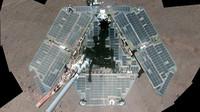 NASA ukončila misi vozítka Opportunity