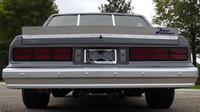 Upravený Chevrolet Caprice 1987 z filmu Rychle a zběsile 7