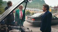 Záběry z 6. epizody 3. série The Grand Tour (TV pořad Amazonu)