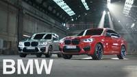 VIDEO: BMW X3 M a X4 M se poprvé předvádí za jízdy, jejich zvuk si vás zaručeně získá - anotační obrázek