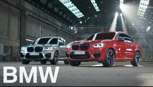 BMW X3 M a X4 M