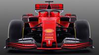 Matná červená? Binotto vysvětluje, proč se ve Ferrari rozhodli pro změnu - anotační foto
