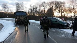 Čeští vojáci v Litvě (YouTube/NATO enhanced Forward Presence Battlegroup Lithuania)