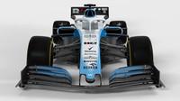 VIDEO: Williams 4 dny po prezentaci zveřejňuje konečně záběry nového vozu + FOTO - anotační foto