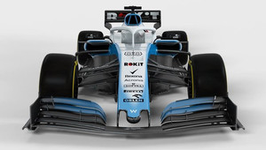 Nový Williams FW42