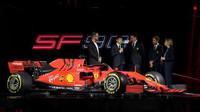 Prezentace nového Ferrari SF90