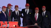 Nový vůz Ferrari SF90