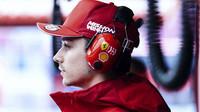 Podaří se Leclercovi přiklonit si tým na svou stranu? - anotační foto