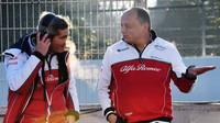 Vasseur objasňuje míru spolupráce s Ferrari, dostane letos Alfa lepší motor? - anotační obrázek