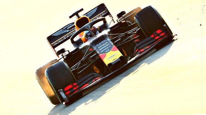 Red Bull je po prvním testovacím týdnu pokrokem Hondy nadšený