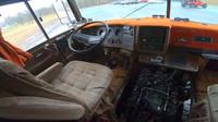 Obytný Winnebago Chieftain z roku 1976 dostal 6.0 litrovou V8 s turbem o výkonu cca 600 koní