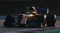 Lanco Norris ve voze McLaren MCL34 - Renault při čtvrtém dnu testů v Barceloně