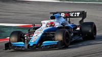 Robert Kubica ve voze Toro Rosso STR14 - Honda při čtvrtém dnu testů v Barceloně
