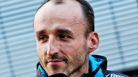 Robert Kubica v Barceloně
