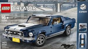 Automobilka Ford spojila síly s Lego,  výsledek slibuje zábavu na dlouhé hodiny - anotační obrázek