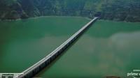 Čínská dálniční síť se podle Clarksona stává aspirantem na osmý div světa