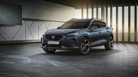 Cupra Formentor - První vlastní auto značky bude následovat lavina nových modelů - anotační foto