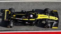 Daniel Ricciardo v rámci druhých předsezonních testů v Barceloně