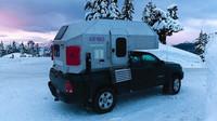 Nástavba Kimbo udělá obytný vůz z jakéhokoliv pick-upu (Facebook/ @kimboliving)